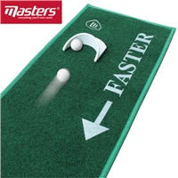 Masters Dual Speed Putting Mat