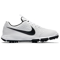 Nike Golf Explorer 2 S Golf Shoes - White/Black