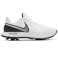 Nike Golf React Infinity Pro Shoes White/Black