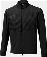 Mizuno Move Warmer Hybrid Jacket Black