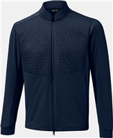 Mizuno Move Warmer Hybrid Jacket Deep Navy