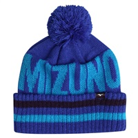 Mizuno BT Bobble Hat Blue