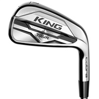 Cobra KING Tour MIM Irons Steel Shaft Mens Right Hand