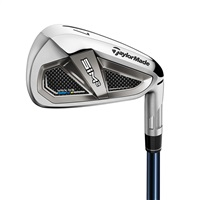 TaylorMade SIM 2 MAX OS Irons Steel - Custom Fit