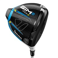 TaylorMade SIM2 Max D-Type Driver Mens Left Hand