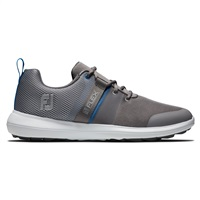 FootJoy Flex Golf Shoes Grey/Blue 2021