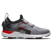 FootJoy Hyperflex Boa Shoes Grey/Black/Red