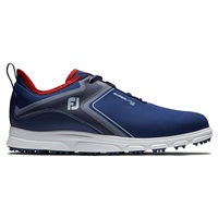 FootJoy Superlites XP Golf Shoes - Navy/White/Red