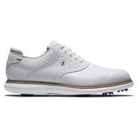 FootJoy Traditions Golf Shoes White