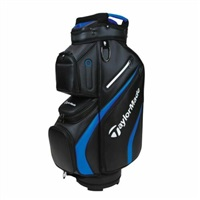 TaylorMade TM21 Deluxe Golf Cart Bag Black/Blue