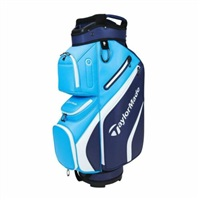 TaylorMade TM21 Deluxe Golf Cart Bag Ladies Navy/Blue