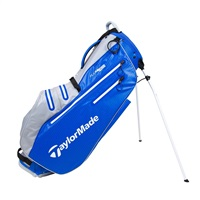TaylorMade TM21 FlexTech Waterproof Royal Silver Stand Bag