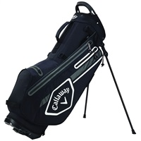 Callaway 2021 Chev Dry Golf Stand Bag Black/Charcoal/White