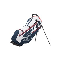 Callaway 2021 Chev Dry Golf Stand Bag Navy/White/Red