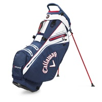 Callaway 2021 Hyper Dry 14 Golf Stand Bag Navy/White