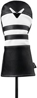 Callaway 2021 Vintage Fairway Golf Headcover Black/White