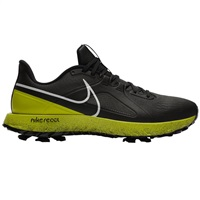 Nike Golf React Infinity Pro Golf Shoes Black/White/Cyber