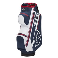 Callaway 2021 Chev Dry 14 Golf Cart Bag Navy/White/Red