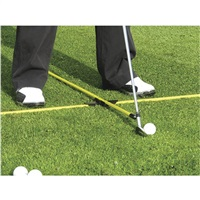 Masters Eyeline Golf - Practice T-Rod System