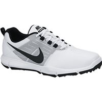 Nike Golf Explorer Golf Shoes White Black Platinum