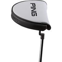 Ping Core Mallet Putter Cover 201 White/Black