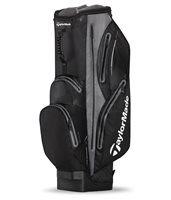 TaylorMade Catalina Waterproof Cart Bag Black