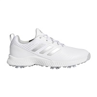 adidas Response Bounce 2 Ladies Golf Shoes - White/Silver/Grey