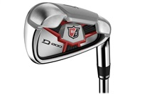 Wilson D200 Graphite Irons 5-SW Right Hand