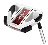 TaylorMade Spider EX 9 Ghost White Putter - Custom Fit