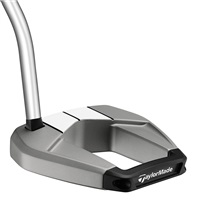 TaylorMade Spider S Single Bend Platinum/White Putter - Custom Fit