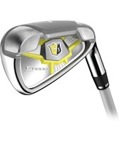 Wilson D200 Ladies Graphite Irons RH