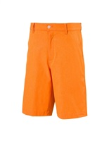 Puma Junior Drycell Heather Pounce Shorts Vibrant Orange