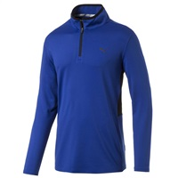 Puma Rotation 1/4 Zip Golf Pullover Surf The Web