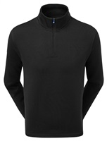 FootJoy Chill-Out Xtreme Fleece Golf Pullover Black