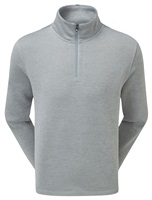 FootJoy Chill-Out Xtreme Fleece Golf Pullover Heather Grey