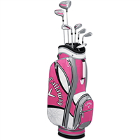 Callaway Ladies Solaire 8 Piece Package Set Quartz RH