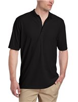 Greg Norman Technical Performance Polo Black