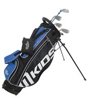 "MKids Junior Pro 61"" Blue Half Set Age 10-12 LH"