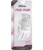 Wilson Feel Plus Ladies Golf Gloves LH