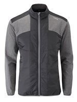 Ping Collection Orbital II Fleece Jacket Black Ash Marl