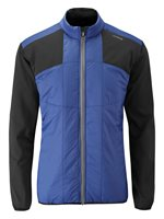 Ping Collection Orbital II Fleece Jacket Deep Sea Blue Black