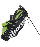 MKids Junior Pro Stand Bag Green