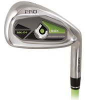 MKids Junior 5 Iron Green 57 Inch LH