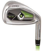 MKids Junior 7 Iron Green 57 Inch LH