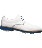 FootJoy City Golf Shoes - White Navy