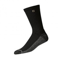 FootJoy ProDry Extreme Crew Golf Socks Black