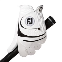 FootJoy WeatherSof Glove - Twin Pack White Left Hand