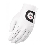 Titleist Players Glove White Left Hand