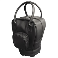 Masters Leatherette Practice Ball Bag With Pocket