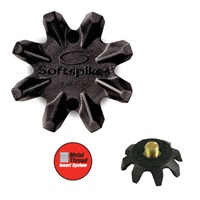 Masters Black Widow Soft Spikes